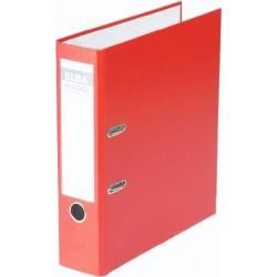 Ordner Elba 10417 Rado Brillant A4 Rückenschild einsteckbar rot 8cm