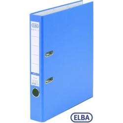 Ordner A4 Elba Rado Kunststoff-Einband hellblau 5cm (1 Stück)