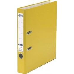 Ordner A4 Elba Rado Kunststoff-Einband gelb 5cm (1 Stück)