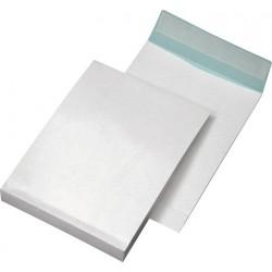 Seitenfaltentaschen Officebiene® B4 Weiss hk (250 Stück)