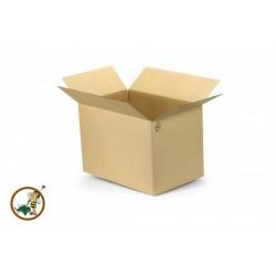 Kartons Faltkartons 600x400x400mm zweiwellig WK6 (10 Stück)