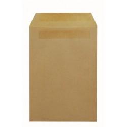 Versandtaschen Briefumschläge C4 SK BRAUN o. Fenster 250St.