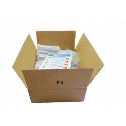 Versandkartons 450x350x145mm Einwellig P4 (200 STÜCK)