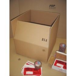Kartons 550x500x280mm 2-wellig B5A (10 STÜCK)