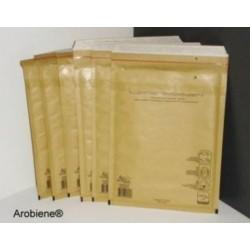 Versandtaschen Luftpolstertaschen Gr.3 Braun (100 Stk.)