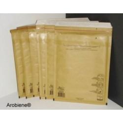 Versandtaschen Luftpolstertaschen Gr.4 Braun (100 Stk.)