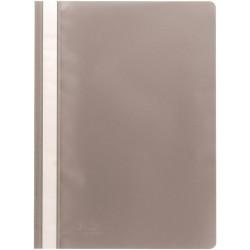 SCHNELLHEFTER OFFICEBIENE® PP-Folie DIN A4 Grau 1 Pckg. á 25 Stück