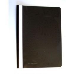 SCHNELLHEFTER OFFICEBIENE® PP-Folie DIN A4 Schwarz (1 Stück)