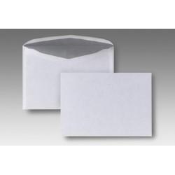 Briefumschläge C6 weiß ohne Fenster nk / gummiert  VE=1000 Stück