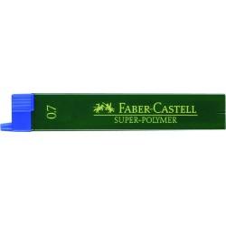 Bleistiftminen Faber Castell Super-Polymer 9067 Ø 0,7mm B 1Dose