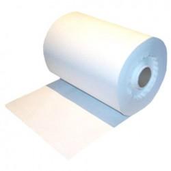 Papierhandtuch Zellstoff 2lg. auf Rolle 20cmx140m weiß 6 Rollen