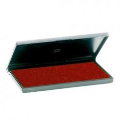 Stempelkissen Kunststoff 7x11cm rot Größe 2 Trodat