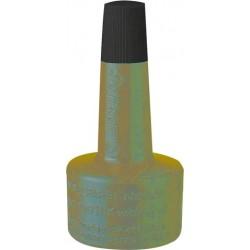 Stempelfarbe Pelikan mit Öl Typ 4 Verstreicherflasche 30ml schwarz