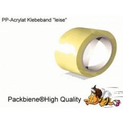 Klebeband Packbiene®Premium Transparent 50mmx66 (288 Rollen)