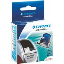 Etiketten Dymo LabelWriter auf Rolle ablösbar Papier 24 x 12 mm 1Pckg