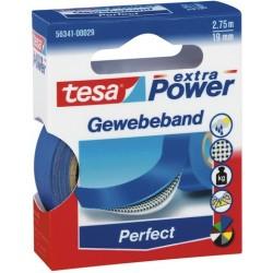 "Gewebeband Tesa ""Extra Power"" 2,75m x 19mm blau (1 Rolle)"