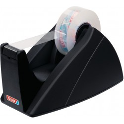 Tischabroller TESA Easy Cut® für Rollen bis 19mmx33m schwarz schwer