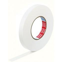Gewebeband Tesa 4651 50m x 19mm stabilisiert weiß (8 Rollen)