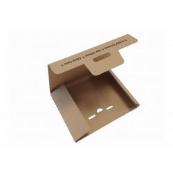 KARTON GROSSBRIEF-KARTON 245x195x20mm GB1 (50 Stück)