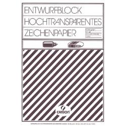 Entwurfblock A4 50 Bl 80/85g/m² (1 Stück)