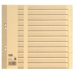Register Elba Blanko A4 Papier 210x230x2 12 Blatt chamois /1 St.