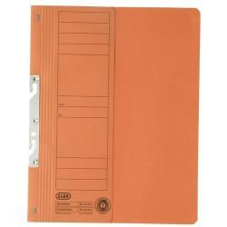 Einhakhefter Elba 22451 kfm. Heftung 250g 1/2 Vorderd. orange (50 Stück)