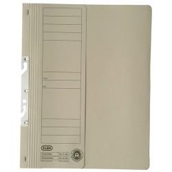 Einhakhefter Elba 22451 kfm. Heftung 250g 1/2 Vorderd. grau (50 Stück)