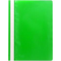 Schnellhefter Sichthefter PP-Folie A4 grün SONDERANGEBOT / 1 Stück