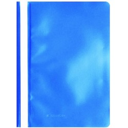 Schnellhefter Sichthefter PP-Folie A4 blau SONDERANGEBOT / 1 Stück