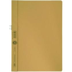 Klemmmappe Elba 36450 ohne Vorderdeckel A4 f. 10 Blatt gelb