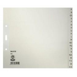 Register Leitz 1200 A-Z A4 Papier 210x240 20 Blatt grau (1 St.)