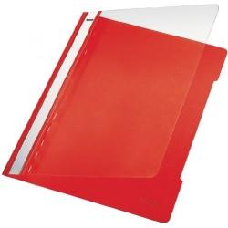 Schnellhefter Leitz 4191 DIN A4 rot / 1 Stück