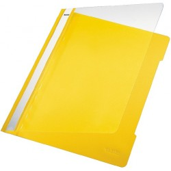 Schnellhefter Leitz 4191 DIN A4 gelb / 1 Stück