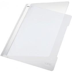 Schnellhefter Leitz 4191 DIN A4 weiß / 1 Stück