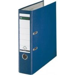Ordner Leitz 1010 PP Einsteckrückenschild A4 80mm blau / 1 St.