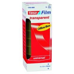 Klebefilm Tesafilm Tesa Office 19 mm x 33 m (1 Rolle)