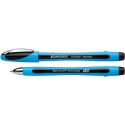 Kugelschreiber Schneider slider memo mit Kappe XB 1,4mm Schreibfarbe schwarz