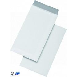 Briefumschläge Versandtaschen kompakt 125x229mm hk weiß (500 Stück)