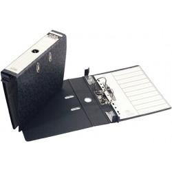 Hängeordner Elba RADO vertic 1 Hartpappe (RC) A4 75mm schwarz
