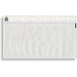 Dokumententasche Dokubiene DIN Lang Folie Transparent (250 St.)