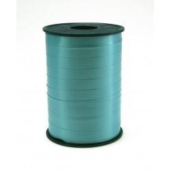 Geschenkband Ringelband 5mmx500m Blau Taubenblau 612 1 Ro.