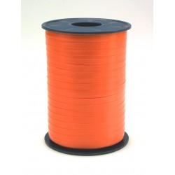 Geschenkband Ringelband 5mmx500m Orange 620 / 1 Rolle