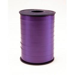 Geschenkband Ringelband 5mmx500m Lila 610 / 1 Rolle