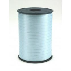 Geschenkband Ringelband 5mmx500m Hellblau Eisblau 602 / 1 Ro.