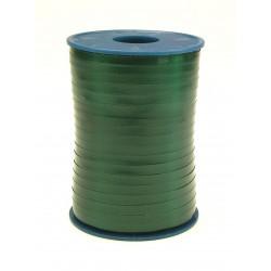 Geschenkband Ringelband 5mmx500m Grün Tannengrün 35 / 1Rol