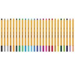 Tintenschreiber Stabilo Point 88 0,4mm violett (1 Stück)