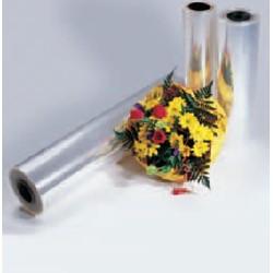 Blumenfolie Blumen-Kristallfolie 20my 75cm x 200m (1 Rolle)