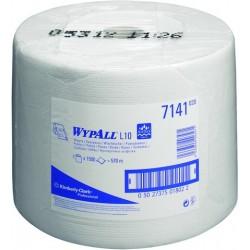 Wischtuch WYPALL L10  1lg. Rolle 1.500 Tücher 23,5x38cm weiß