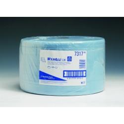 Wischtuch WYPALL L30 2lg. Rolle 1.000 Tücher 23,5x38cm blau