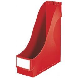 Stehsammler PS Leitz 2425 Griffmulde A4 extra breit rot / 1 St.